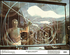 THE EMPIRE STRIKES BACK original 1980 lobby card 11x14 movie poster STAR WARS