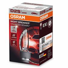 OSRAM D2S NightBreaker Night Breaker® UNLIMITED +70% plus de lumière 1 pièce