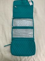 Vera Bradley Hanging Organizer Peacock Blue Outlet Exclusive NWT Retail $78