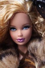 Barbie Basics Doll 002 Model 03 Steffi Model Muse Redressed Beautiful