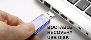 Mac OS High Sierra 10.13 Bootable Recovery USB Flash Drive Kit