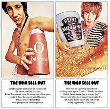 LP THE WHO SELL OUT VINYL MOD + POSTER