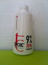 GOLDWELL TOPCHIC DEVELOPER LOTION CREME 9% 30VOL 1000ML