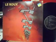 LE ROUX So Fired Up LP Fergie Frederiksen RCA Germany PL84510