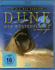 Dune 2d and 3d Blu-ray Edition David Lynch Sting