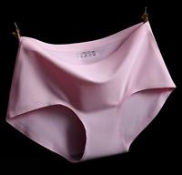 Women's Soft Underpants Lingerie Briefs Hipster Lady Underwear Panties