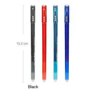 10pcs AIHAO 47392 0.5mm Gel Pen Erasable Romove By Friction Gel Ink Pens 4 Color
