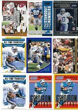 Barry Sanders, 28 Different Card Lot   /  Inserts !!!