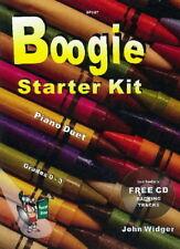 Boogie Starter Kit John Widger Piano Duet
