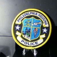 Patch Retired:  Philadelphia Housing Police Patch