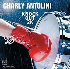 Charly Antolini - Knock out 2k Vinyl Lp2 Inakustik