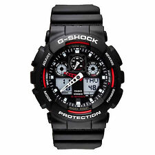 Casio Men's G-Shock X-Large Analog-Digital Sports Watch #GA100-1A4