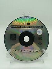 Disney Hercules videogioco per Sony PlayStation 1 PS1 CD funzionante gioco disco