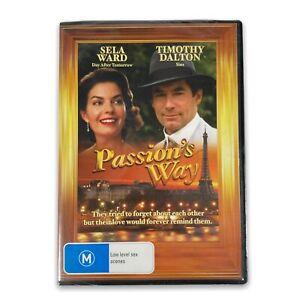 Sela Ward Timothy Dalton PASSION'S WAY - CAPTIVATING ROMANTIC DRAMA DVD