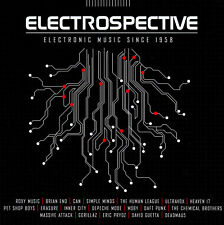 ELECTROSPECTIVE - ELECTRONIC MUSIC SINCE 1958 / VARIOUS ARTISTS - 2 CD SET