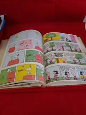 Vintage Peanuts Classics Cartoon Book by Charles M. Schulz 1980 Hardback
