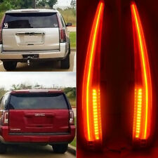 For GMC Yukon XL DENALI 2015-2018 Fit Taillights Led Rear Lamps Light Modified