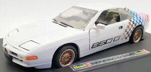 Revell 1/18 Scale Model Car 08844 - BMW 850 Ci Coupe - White