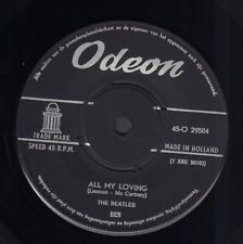 "BEATLES ‎– All My Loving (1964 VINYL SINGLE 7"" ODEON HOLLAND)"