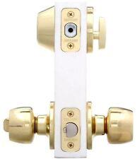 Solid Brass Keyed Entry Deadbolt Single Combo Set Front Door Lock Fits Most Door