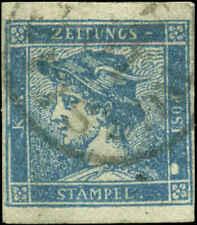 Austria Scott #P1a Used  Type I