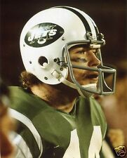 JOHN RIGGINS NEW YORK JETS 8X10 SPORTS PHOTO (XLT-1)