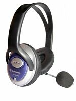 Headset 3.5mm Stereo Headphones Microphone for Computer PC Skype / Dynamode 660