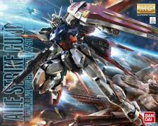 Gundam 1/100 MG Gundam Seed GAT-X105+AQM/E-X01 Aile Strike Gundam Ver. RM Model