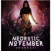 Neurotic November - Anunnaki (2013)  CD  NEW/SEALED  SPEEDYPOST
