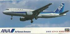 HASEGAWA 1:200  KIT AIRBUS A320   ANA ALL NIPPON AIRWAYS   ART 10227   LL27