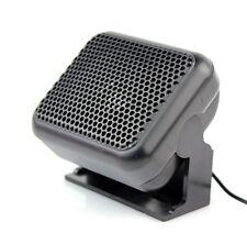8W External Speaker Audio CB Radios ham Scanner For Kenwood Motorola ICOM Yaesu