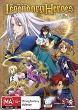 Legend of the Legendary Heroes Complete Collection NEW R4 DVD