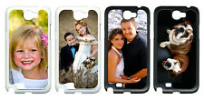 Personalized Photo Samsung Galaxy Note II 2 Custom Picture on Hard Case Cover