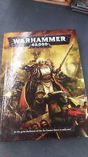 Warhammer 40k Rulebook Book 6th Edition Hard Cover