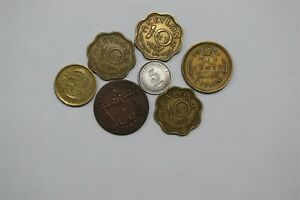 OLD WORLD COINS USEFUL LOT B33 ZX25