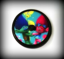 Trolls  -8 Spin Tops -Party Favor  Birthday Prizes Gab bags Supplies