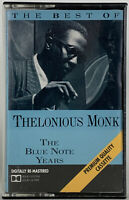 The Best Of - Thelonious Monk - The Blue Note Years - Cassette Tape B4595636