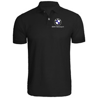 BMW Motorsport POLO shirt * M power * DTM team * racing car driver * QUALITY