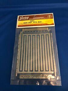 VECTOR 4610-2DP STD BUS & PRO-LOG Microcomputer Plugboard (New Old Stock)
