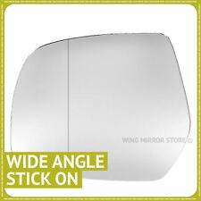 Left hand passenger side for Ford Ranger 2007-2011 Wide Angle wing mirror glass