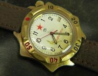 Vostok Wostok Generalskie mechanical Watch 17 jewels 2414A caliber