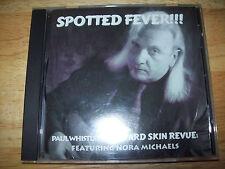 RARE Paul Whistler's Leopard Skin Revue: Spotted Fever NEAR MINT Nora Michaels