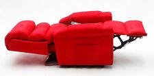 POLTRONA RELAX Alzapersona, 2 Motori, Massaggio 4 zone 8 motori + Riscaldamento