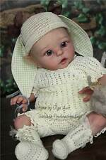 "LuNa DoLL KiT  ~ By OLgA AuEr ~ 18""  DoLL KiT ~ REBORN DOLL SUPPLIES"