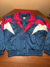 Vtg Descente Mens M Ski Jacket 1980's 1990's Parka Colorblock Slope Smasher!