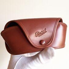 5d71603c7f fodero occhiali da sole custodia PERSOL box rare old sunglasses vintage  case 649