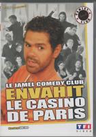 Jamel Debouze Le Jamel Comedy Club Envahit Le Casino De Paris Dvd