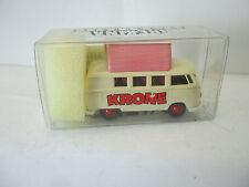 "Brekina 1/87 31511 VW T1b Dormdach Campingbus ""Zirkus Krone""  WS294"