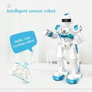Smart Robot Toy RC Remote Control Action Dancing Gesture For Kids Toy Xmas Gift