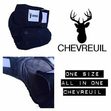 AIO Bamboo Charcoal Chevreuil Modern Cloth Diapers - Daddy Gift